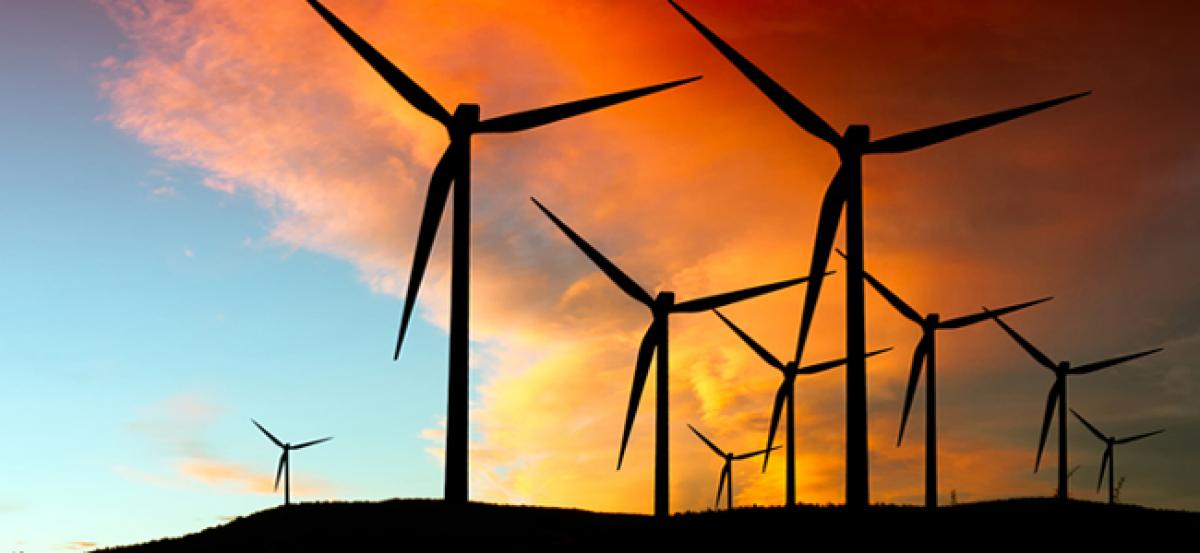 Wind could supply 20% of world electricity by 2030
