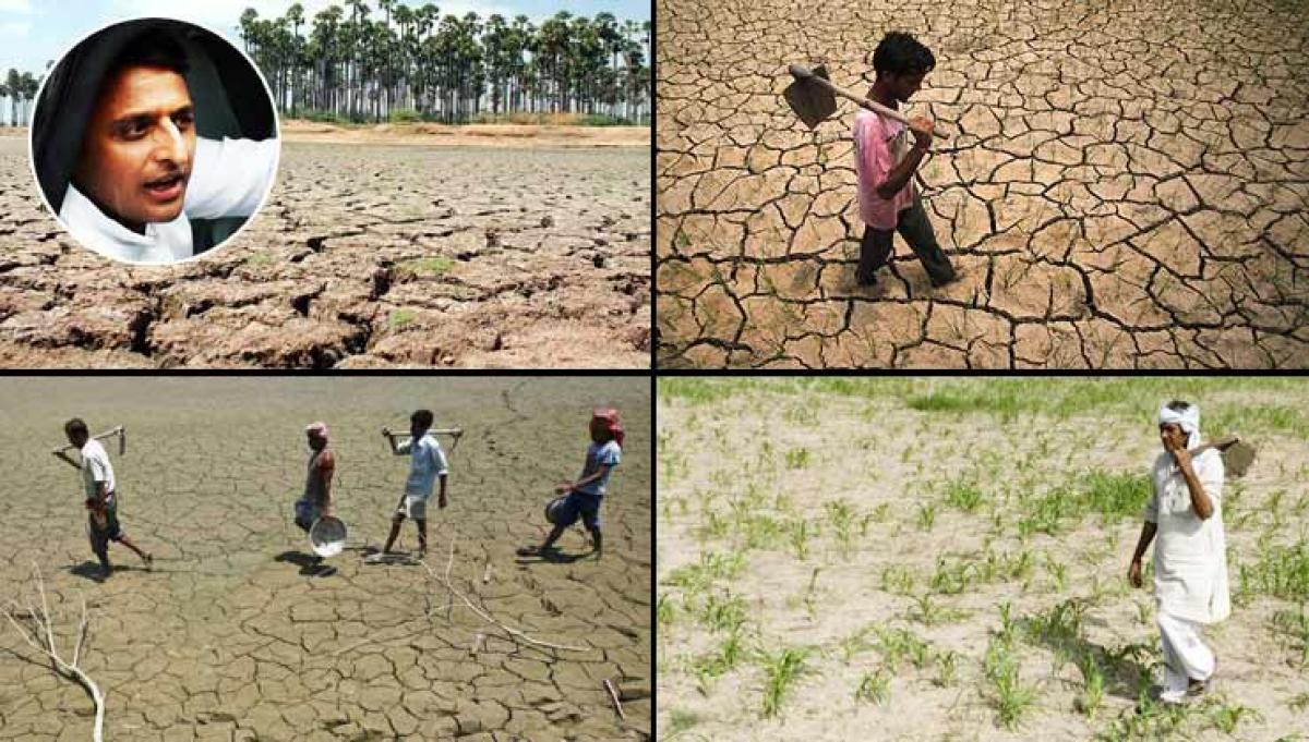 75 districts in Uttar Pradesh are drought hit