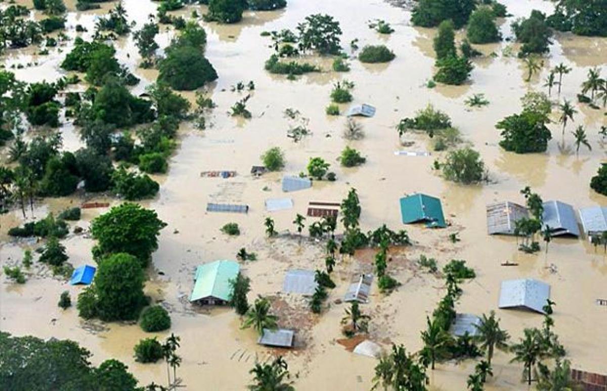 Myanmar govt admits weak response as floods threaten country