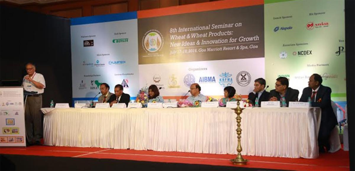 International Wheat Seminar kicks off at Goa
