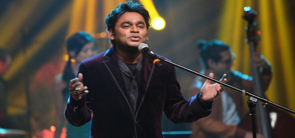 I choose projects that leave me sleepless: AR Rahman