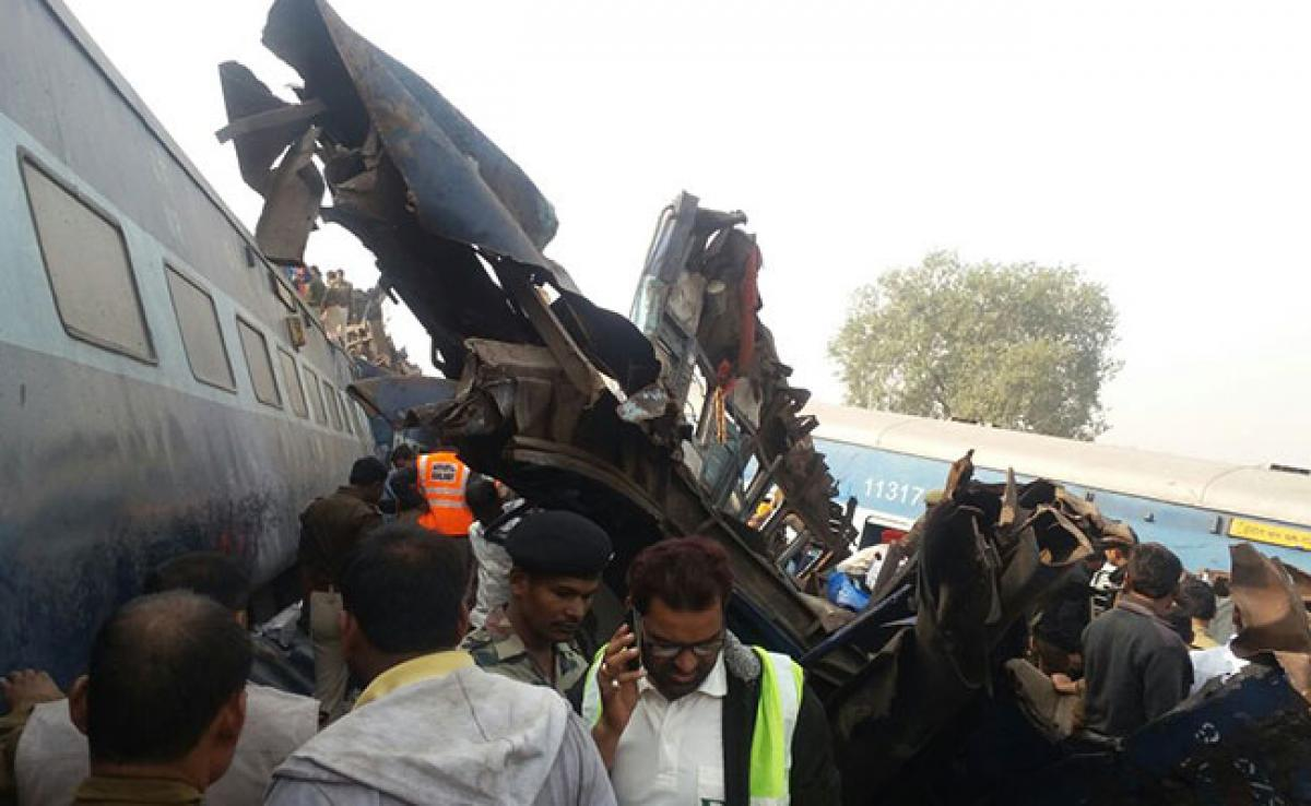 Kanpur train disaster: ISI role suspected, police arrest three people