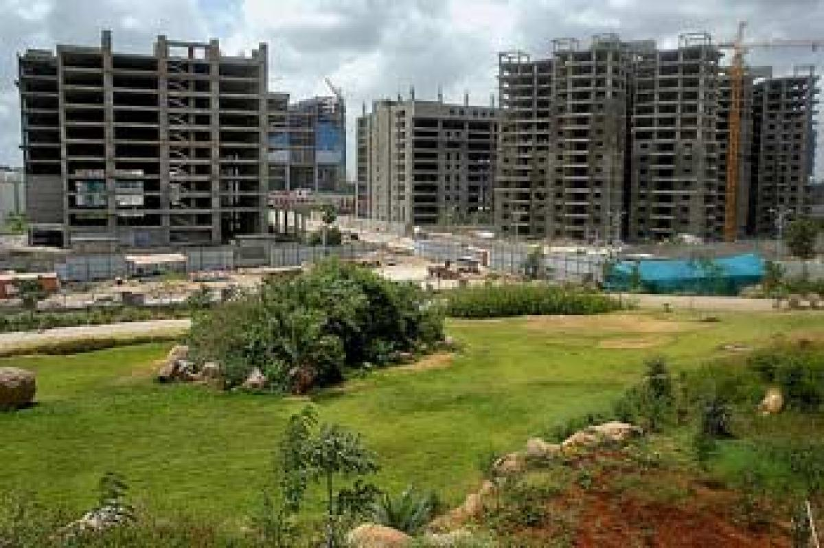 Hyderabad realty catching up on residential front: Report