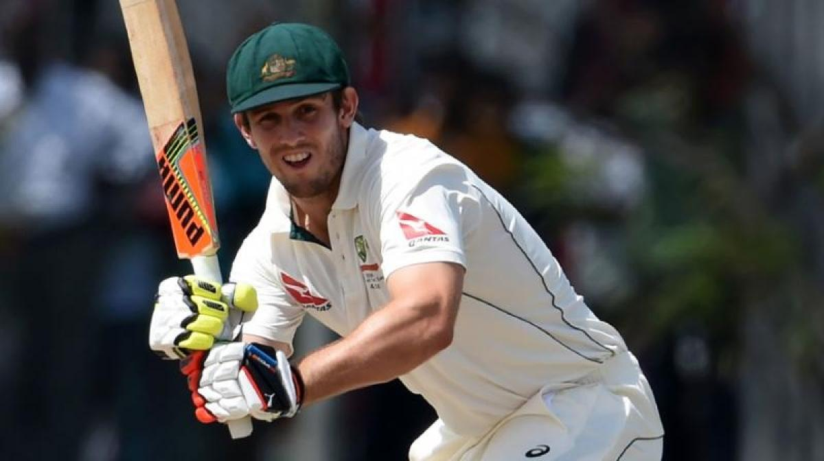 Mitchell Marsh ruled out of ongoing India series