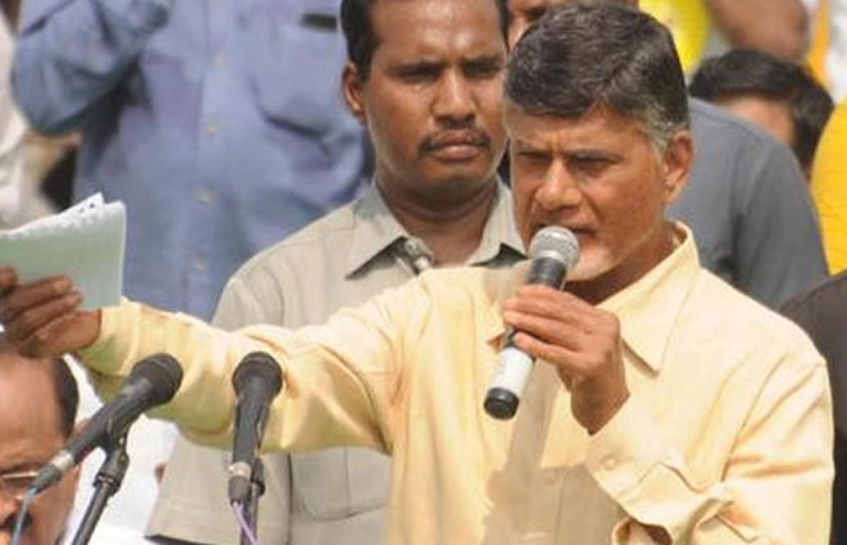 BJP leaves AP in the lurch