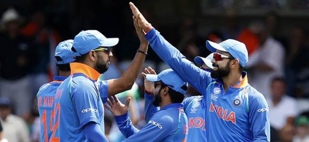 CT 2017: India put Bangladesh in to bat