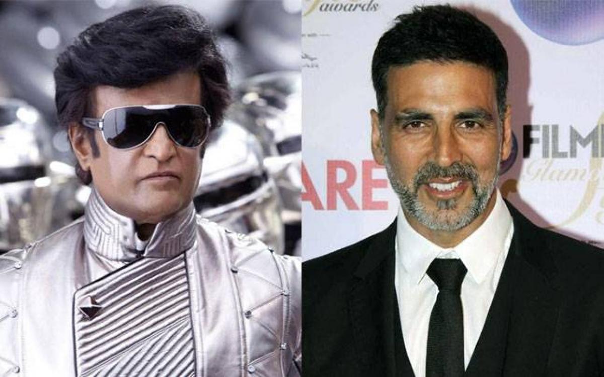 Dont underestimate Rajinikanth and Akshay Kumars 2.0