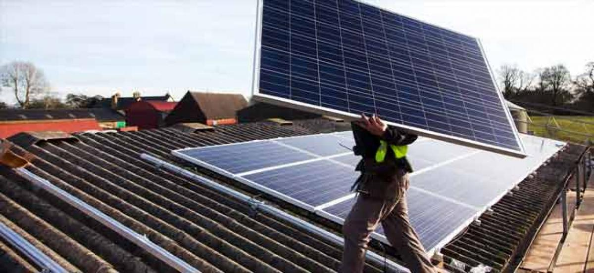 Experts urges greater subsidy on purchase of solar products