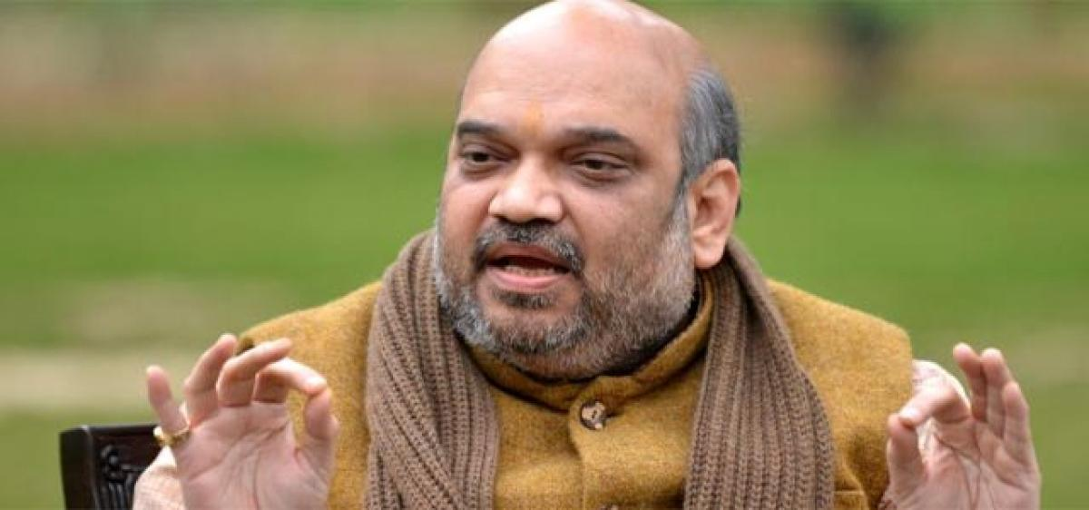 Amit Shah for Hyderabad to rejuvenate BJP leadership