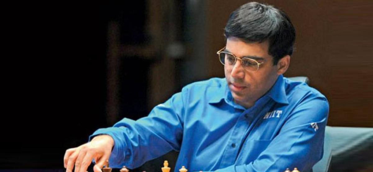 Anand set for years strongest GM tourney in classical format