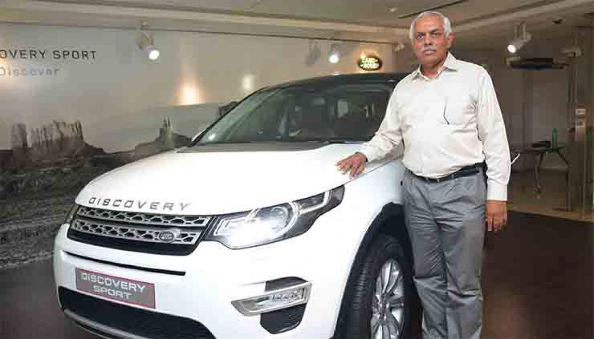 Land Rover Discovery Sport arrives in Hyderabad