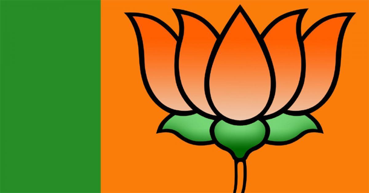 Nine rebel Congress MLAs in Assam join BJP
