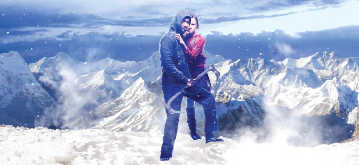 Shivaay Full Movie Review: Dragging in search of an end