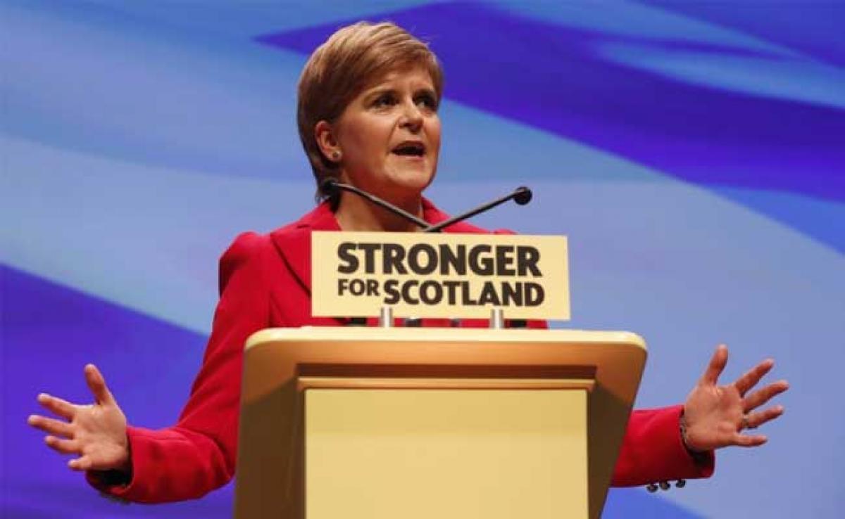 Scotland Will Have New Independence Referendum: Nicola Sturgeon