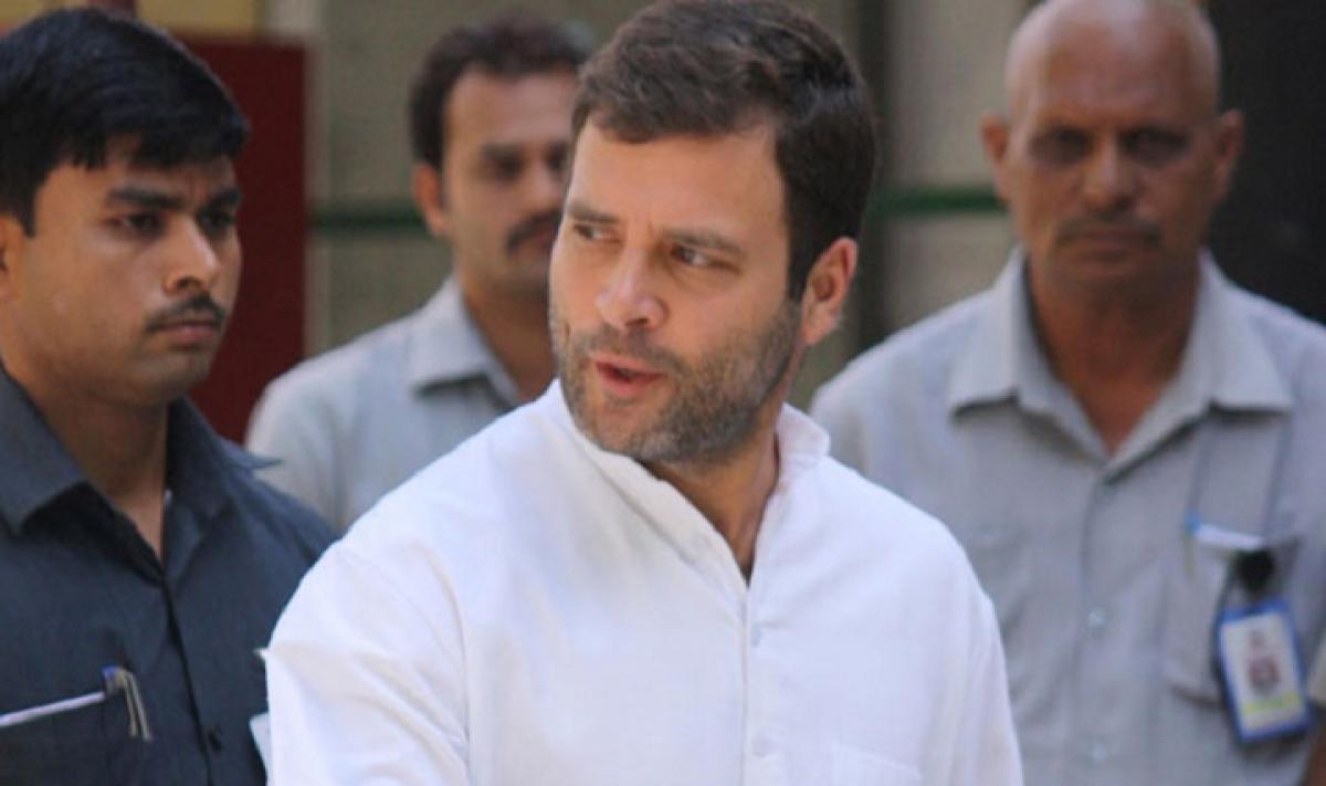 Faridkot firing case: Rahul Gandhi to meet President