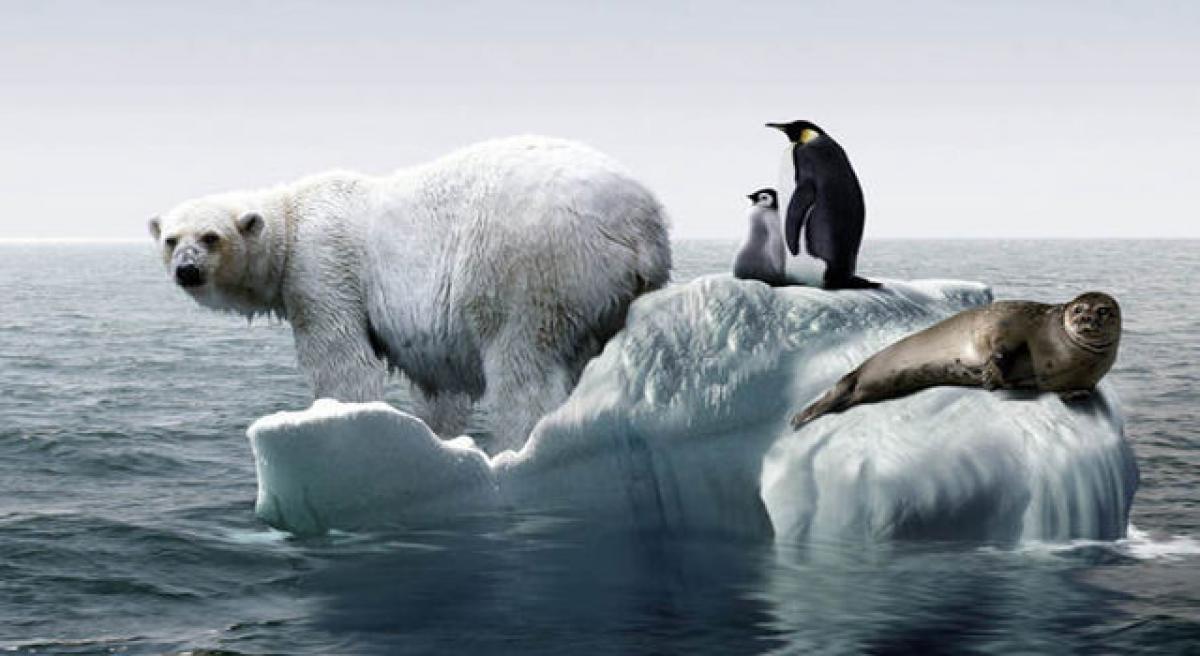 Melting ice may release Cold War era radioactive waste