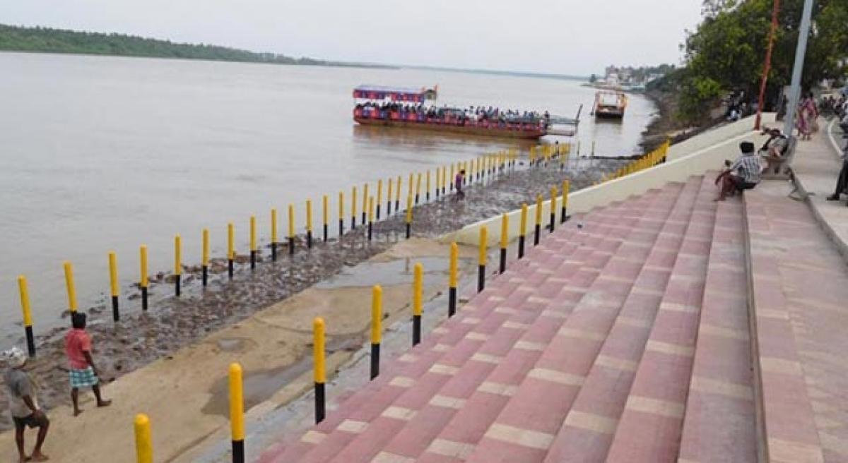 Vijayawada Municipal Corporation gets poor response to Pushkaralu tenders