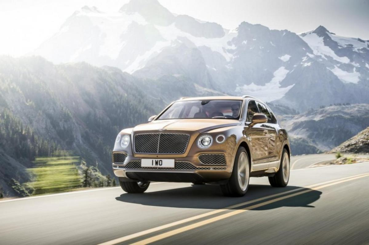 How much will Bentley Bentayga cost in India?