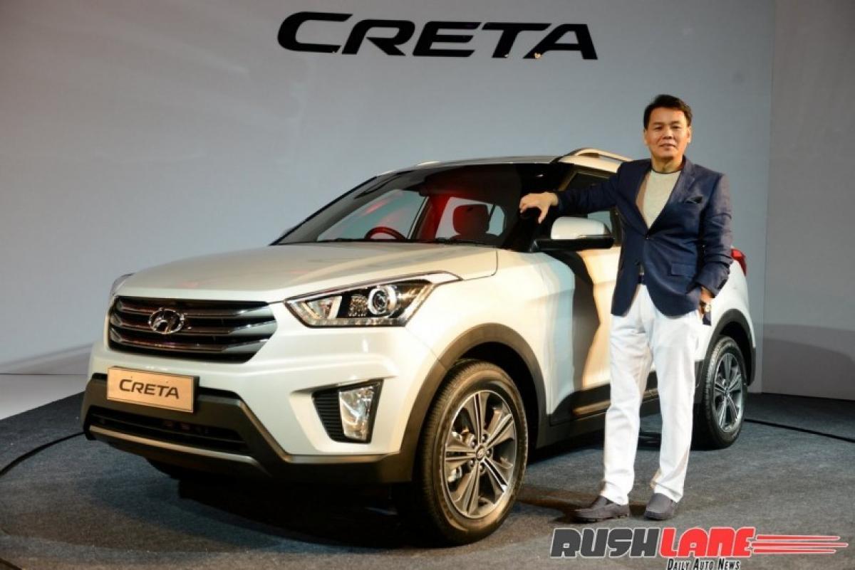 Hyundai Creta bookings crosses 1 lakh mark