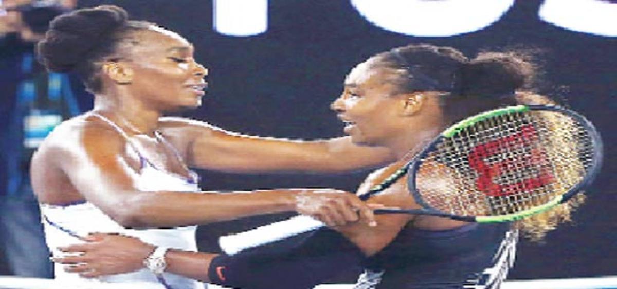 7-up Serena surpasses Steffi