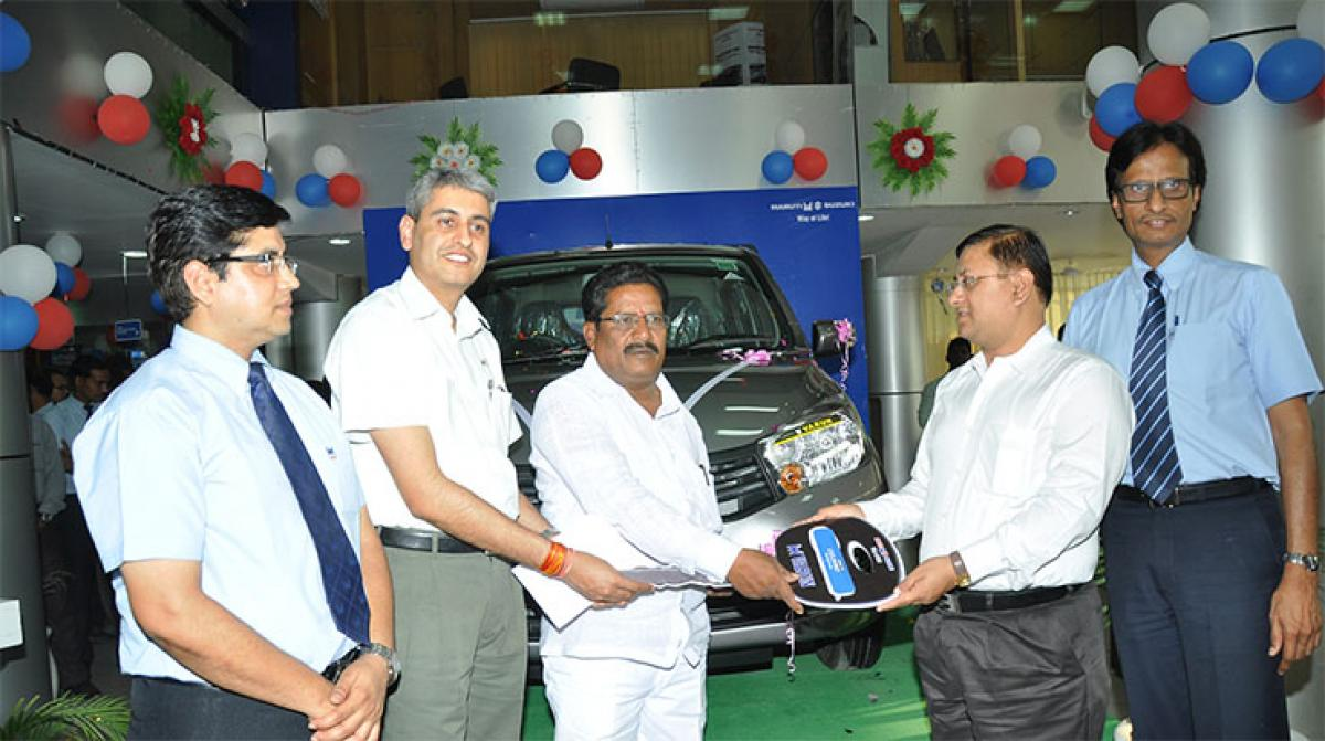 Country's most fuel-efficient car launched