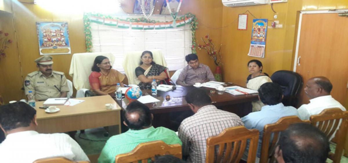 Yadadri Brahmotsavams to begin from Feb 27