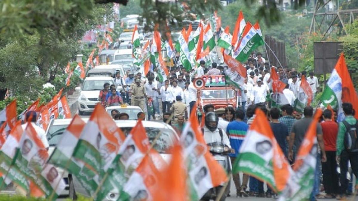Muslim quota signature drive a huge hit: Congress