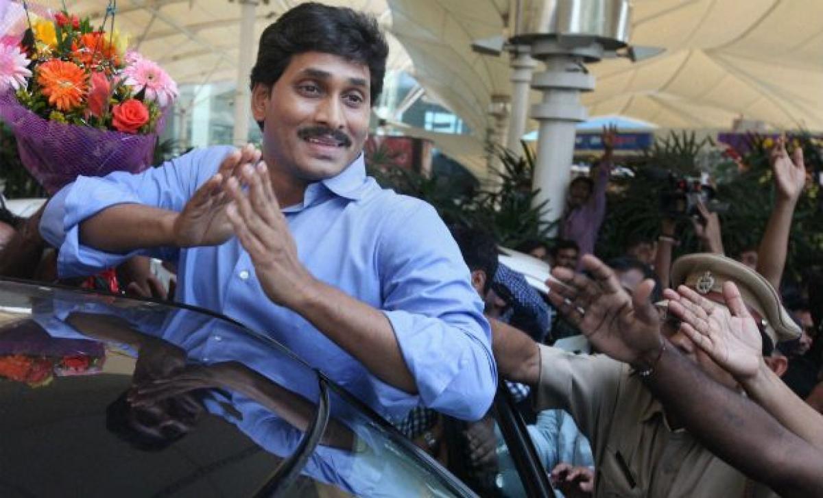 Jagan met Harish before Revanth's arrest