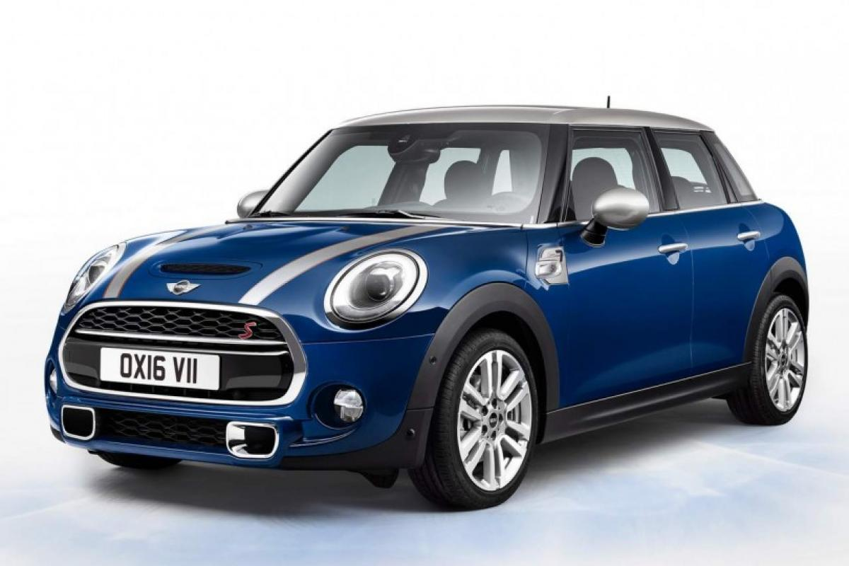 Check out price of MINI Seven7 Special Edition named after original Austin Seven