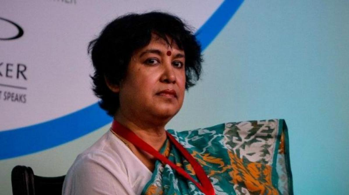 Mamata Banerjee harsher than the Left in my case: Author Taslima Nasreen