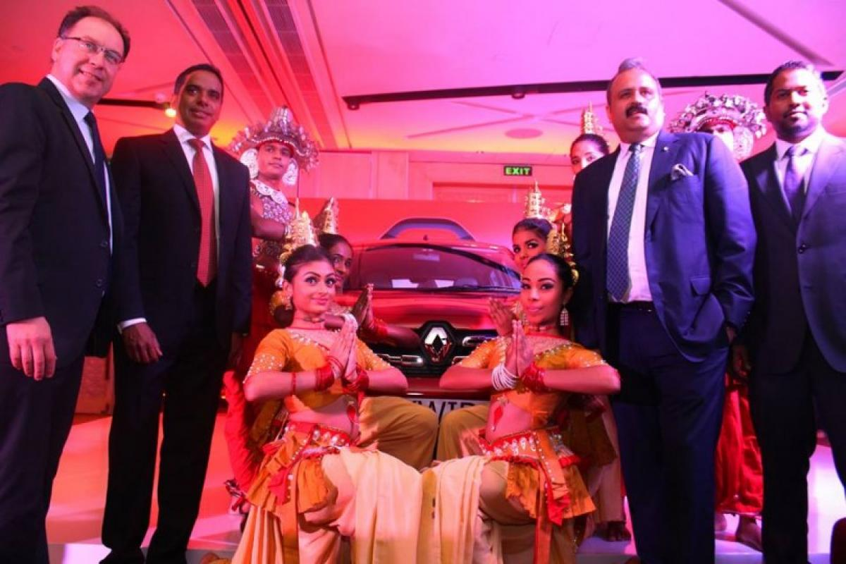 Made in India Renault Kwid, Duster all set for Sri Lanka debut