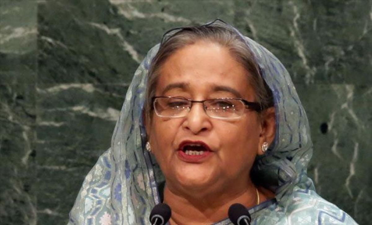 Bangladesh PM rejects IS claim, accuses BNP-Jamaat of killing foreigner