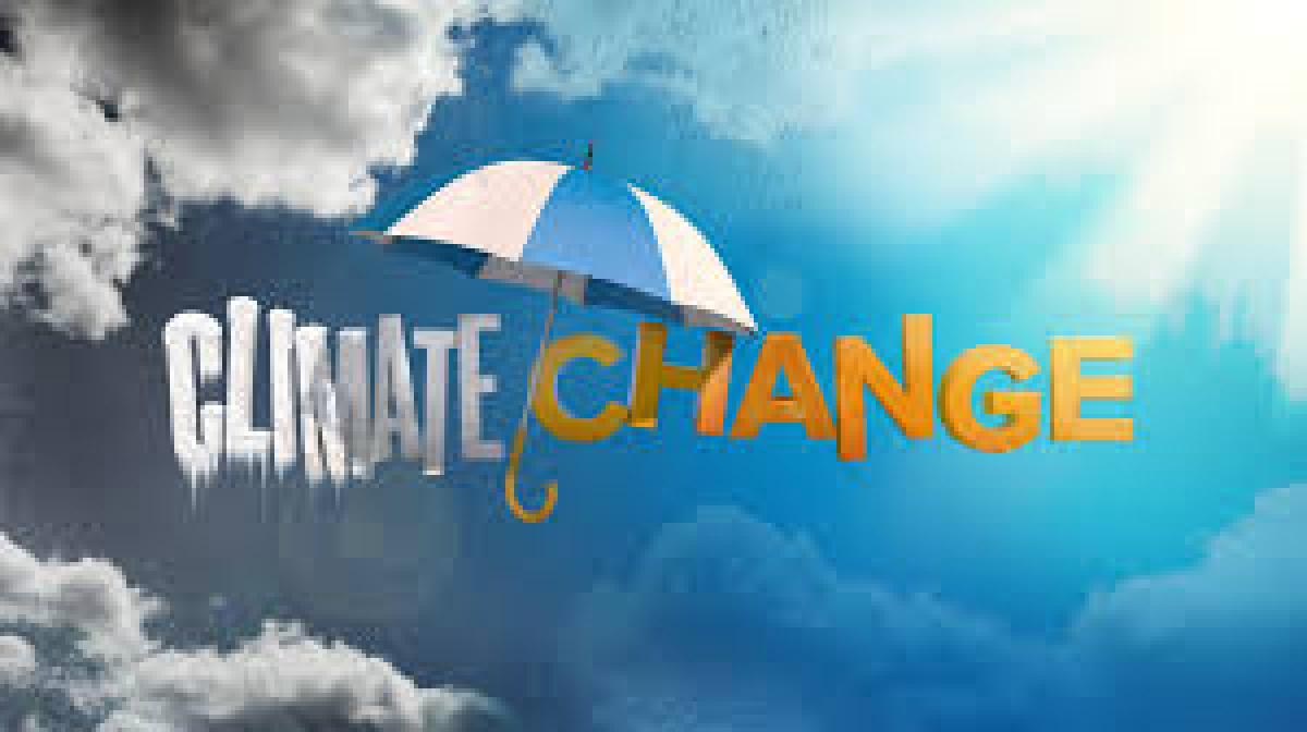 Extreme weather changes in India because of climate change