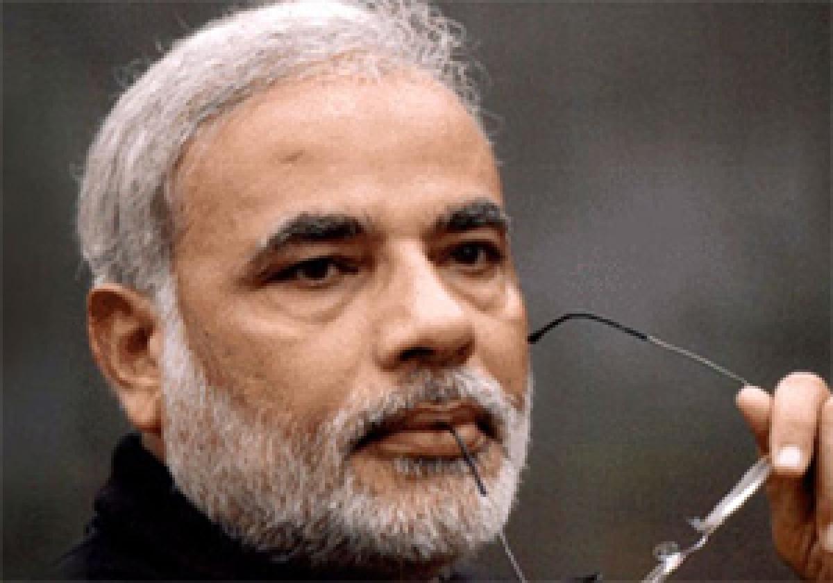 Modi condoles deaths in Andhra accident