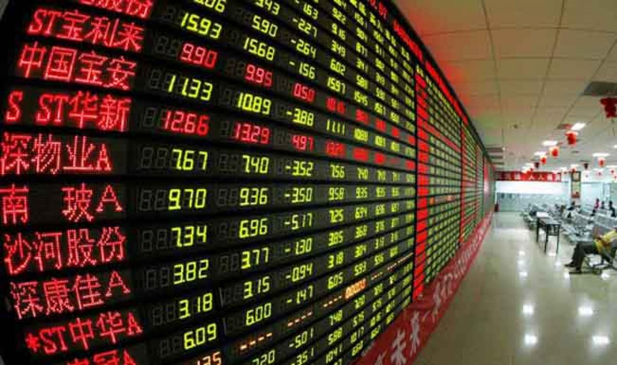 Chinese shares open higher