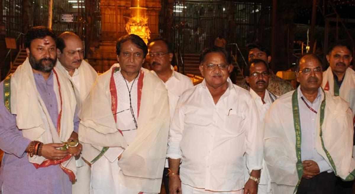 Railway Minister in city on two day visit