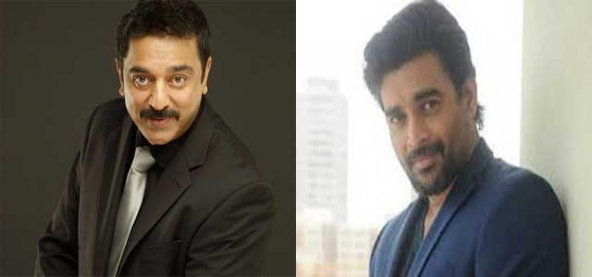 Let's become incorruptible, says Kamal Haasan
