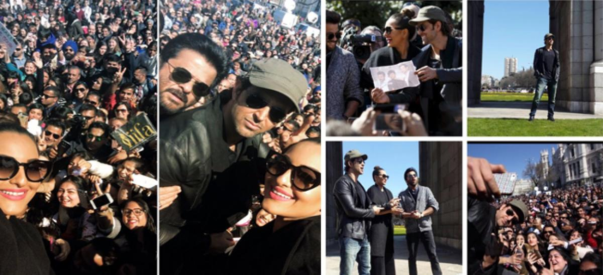 Ola Madrid, say Bollywood stars ready for IIFA