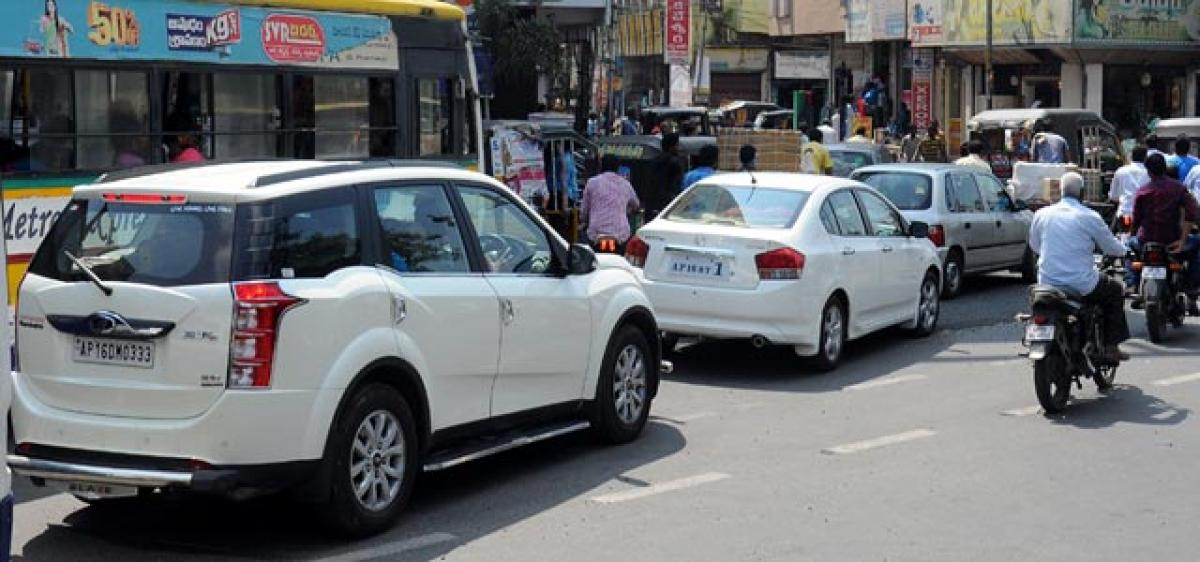 Challapalli Bungalow turns accident zone