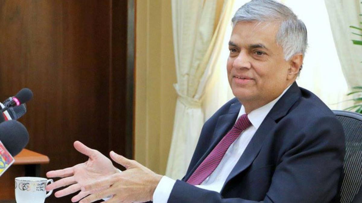 Failed Asylum Seekers Safe To Return Home: Sri Lankan Prime Minister Wickremesinghe