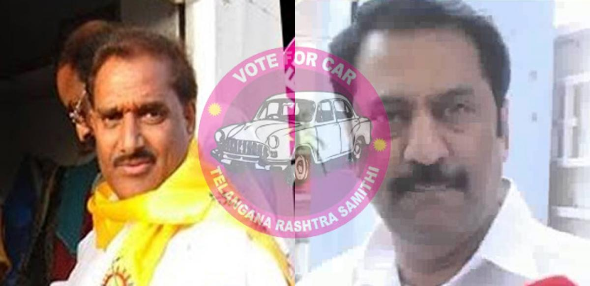 Two more TDP MLAs to join TRS