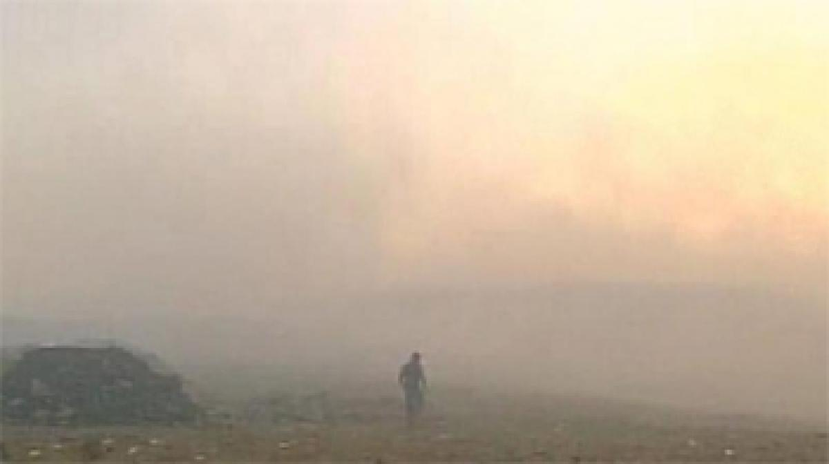 Day 3: Deonar fire still raging; cooling operations on