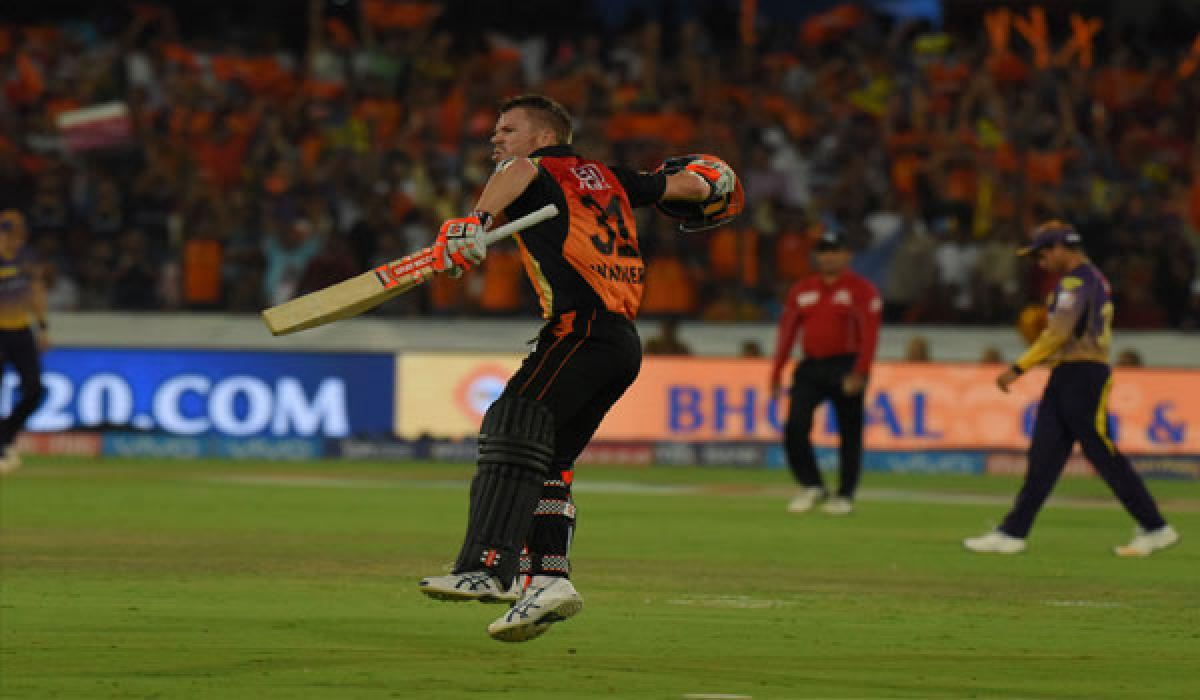 We want to turn Uppal  into Sunrisers' fortress: Warner