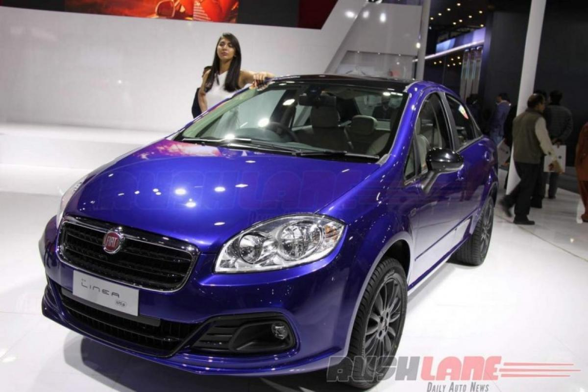 Whats the launch price of Fiat Linea 125 S in India