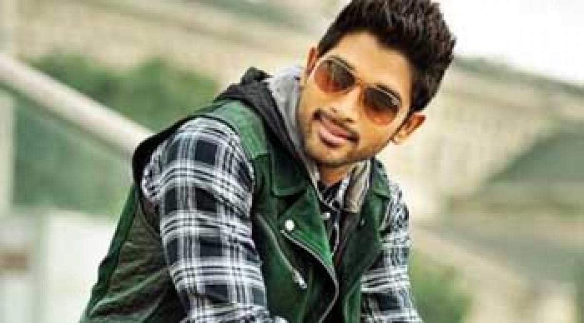 Allu Arjun challenges big director