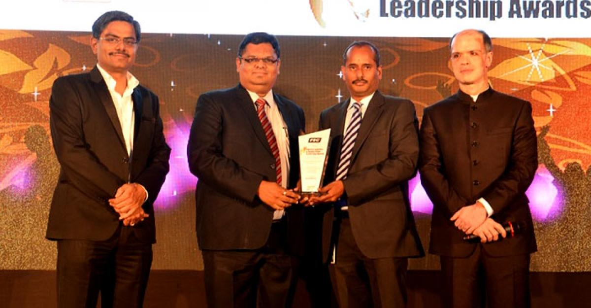 "DB Schenker named ""Best Freight Forwarder of the Year"" in India"