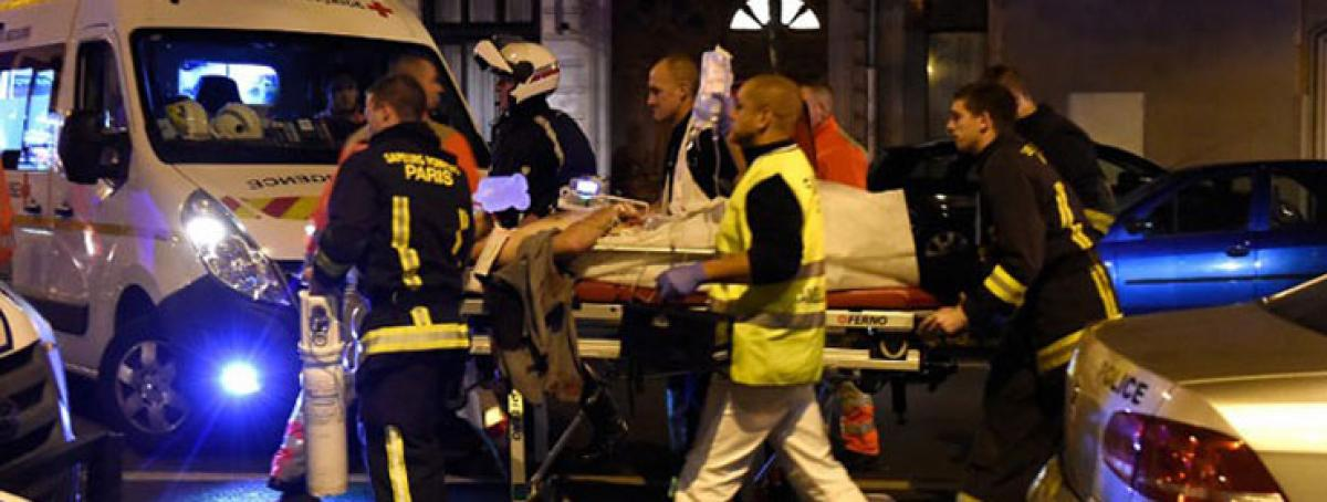 153 dead as terrorists unleash mayhem in Paris