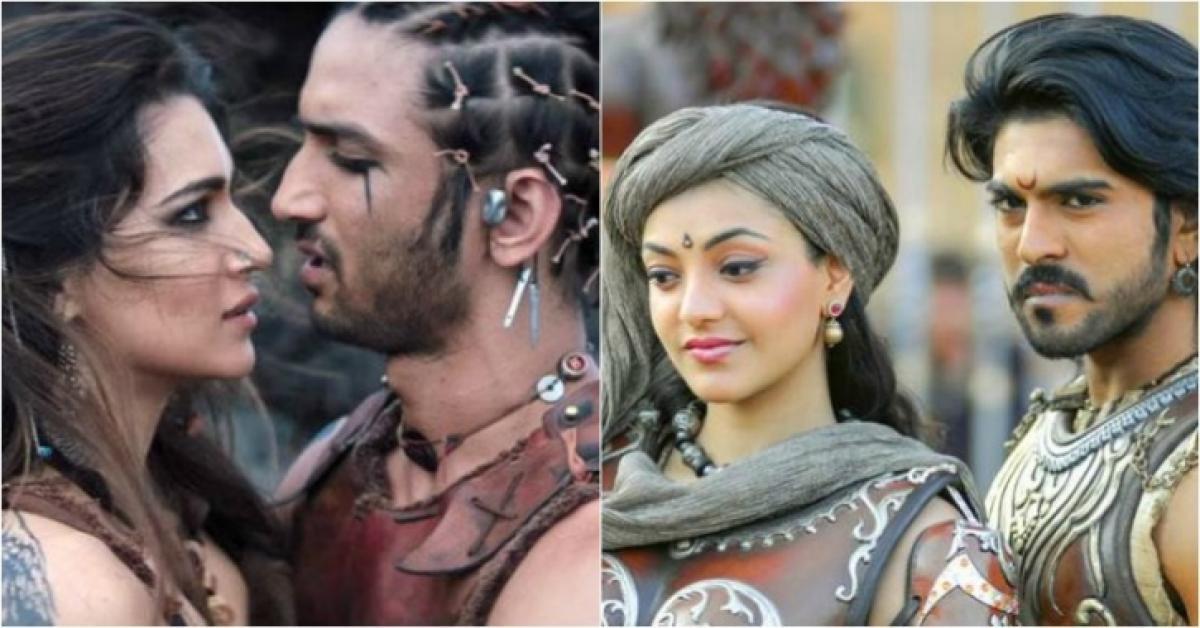 Fan of Rajamouli, would never copy his movie: Raabta director on Magadheera comparisons
