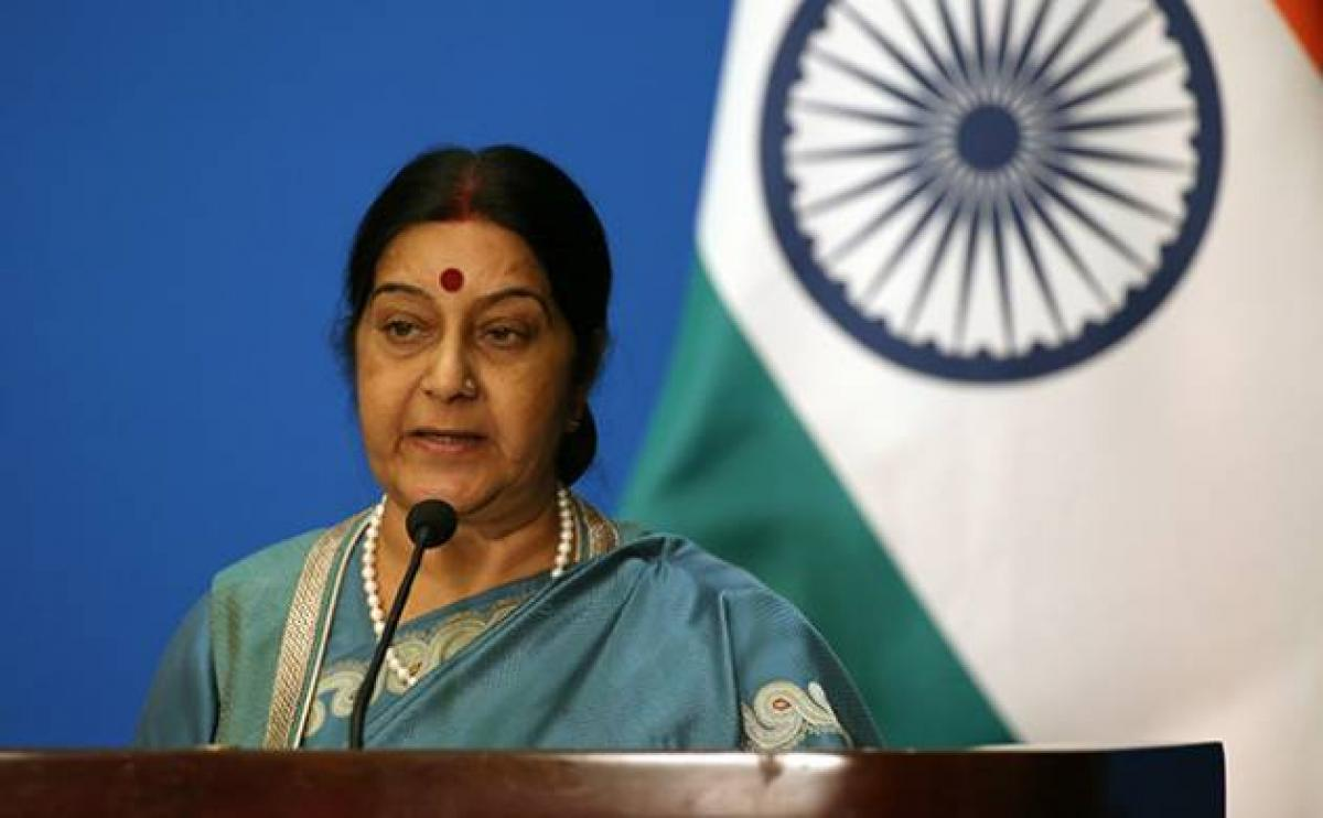 Sushma Swaraj directs envoy to help family to bring back body of Indian shot dead in South Sudan