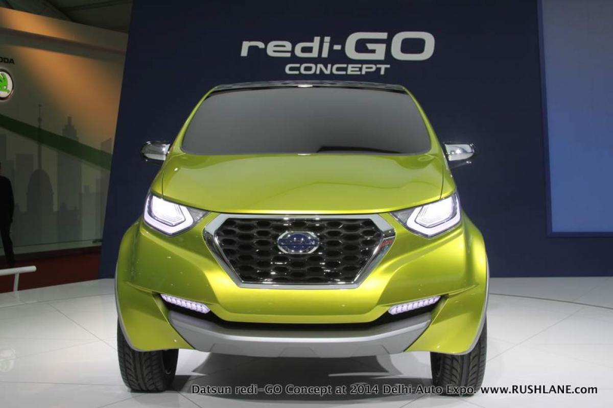 April 24 debut for Datsun Redi Go